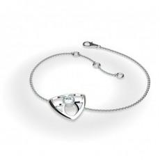 Platinum Delicate Bracelet