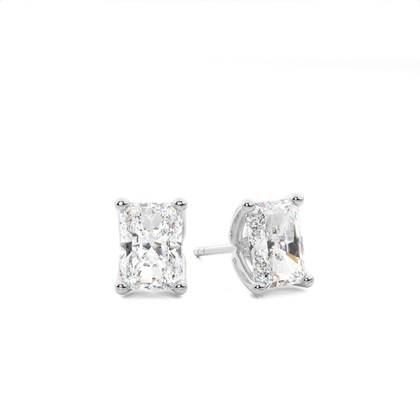 Strålende Diamant Øreringe