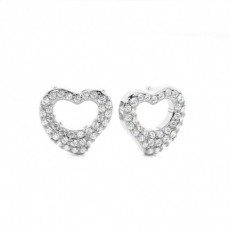 Brilliant Diamant Designer Ohrringe