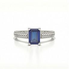 Emerald Sapphire Rings