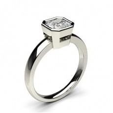 Asscher Diamantringe