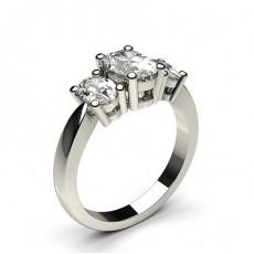 Oval Tree steiner Diamantringer