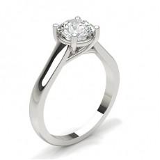 Rond Bague solitaire diamant