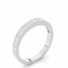 Baguette Wedding Rings
