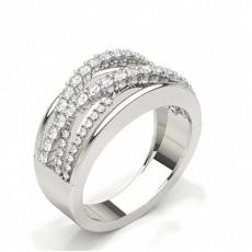 Women's Platinum Wedding Rings