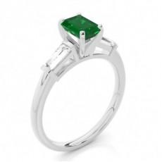 Emerald Emerald Rings